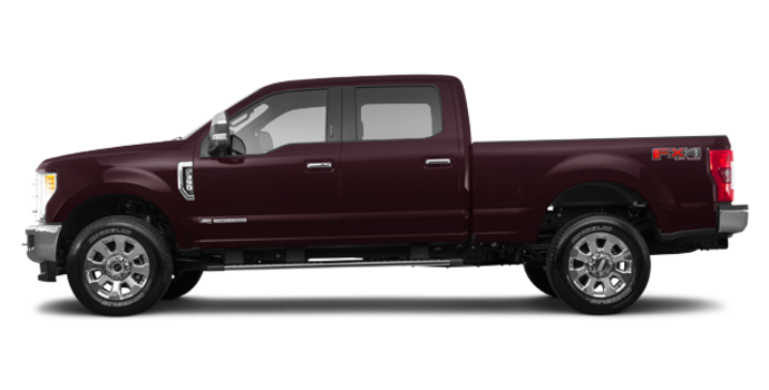 2018 Ford Super Duty F-350 LARIAT | Photo 4 | Magma Red