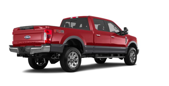 2018 Ford Super Duty F-350 LARIAT | Photo 5 | Ruby Red/Magnetic