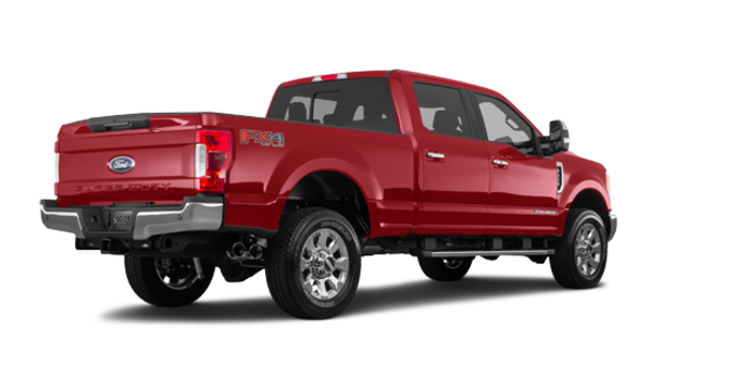 2018 Ford Super Duty F-350 LARIAT | Photo 5 | Ruby Red