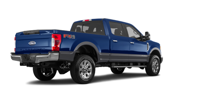 2018 Ford Super Duty F-350 LARIAT | Photo 5 | Blue Jeans Metallic/Magnetic