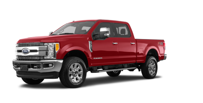 2018 Ford Super Duty F-350 LARIAT | Photo 6 | Ruby Red