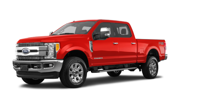 2018 Ford Super Duty F-350 LARIAT | Photo 6 | Race Red