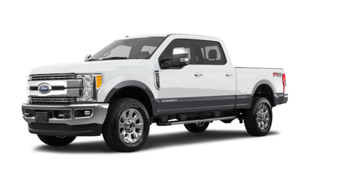 2018 Ford Super Duty F-350 LARIAT | Photo 6 | Oxford White/Magnetic