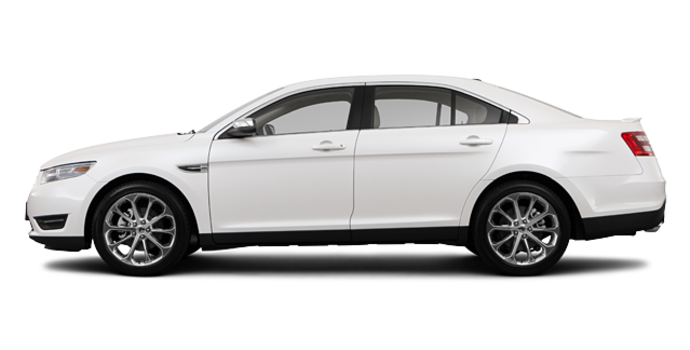 2018 Ford Taurus LIMITED | Photo 4 | White Platinum Metallic Tri-Coat