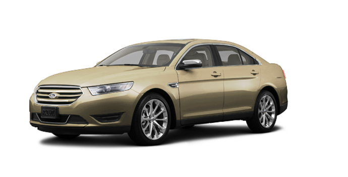 2018 Ford Taurus LIMITED | Photo 6 | White Gold