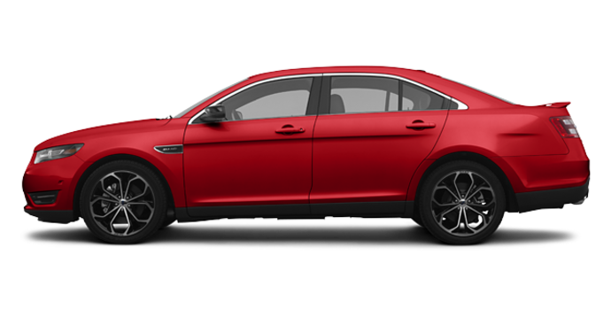 2018 Ford Taurus SHO | Photo 4 | Ruby Red Metallic Tinted Clearcoat