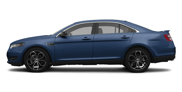 2018 Ford Taurus SHO | Photo 4 | blue metallic
