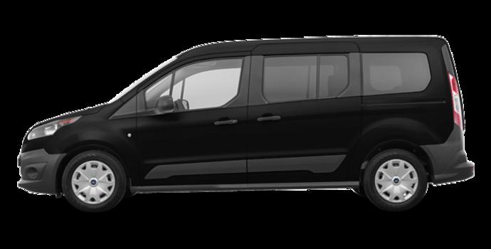 2018 Ford Transit Connect XL WAGON | Photo 4 | Shadow Black