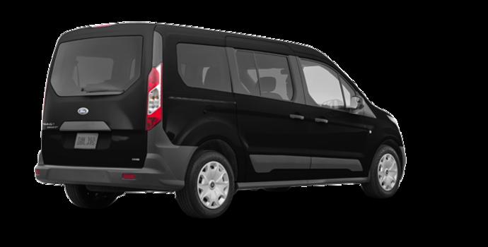 2018 Ford Transit Connect XL WAGON | Photo 5 | Shadow Black