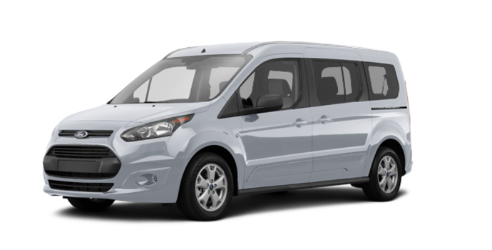 2018 Ford Transit Connect XLT WAGON | Photo 6 | Silver Metallic