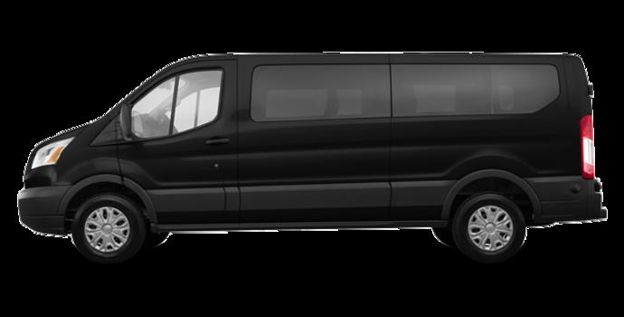 2018 Ford Transit WAGON XLT | Photo 4 | Shadow Black