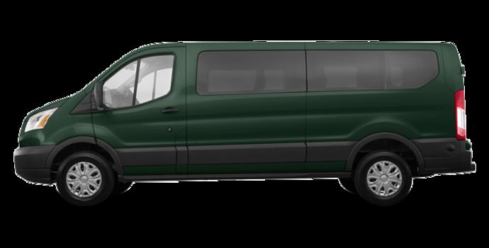 2018 Ford Transit WAGON XLT | Photo 4 | Green Gem Metallic