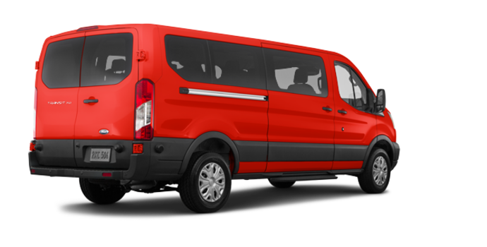 2018 Ford Transit WAGON XLT | Photo 5 | Race Red