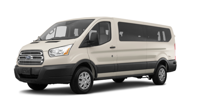 2018 Ford Transit WAGON XLT | Photo 6 | White Gold Metallic