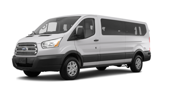 2018 Ford Transit WAGON XLT | Photo 6 | Ingot Silver Metallic