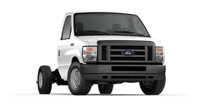 2018 Ford E-Series Cutaway 350 | Photo 6 | Oxford White
