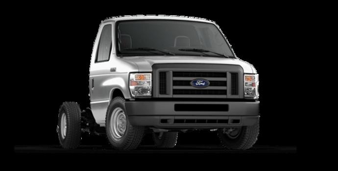 2018 Ford E-Series Cutaway 350 | Photo 6 | Ingot Silver