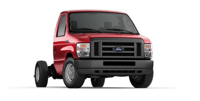 2018 Ford E-Series Cutaway 350 | Photo 6 | Race Red