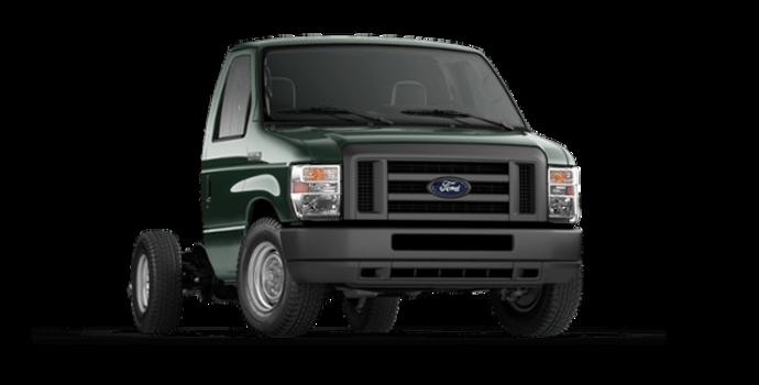 2018 Ford E-Series Cutaway 350 | Photo 6 | Green Gem