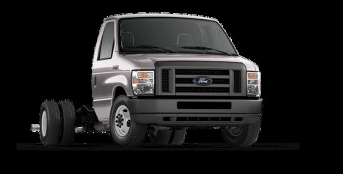 2018 Ford E-Series Cutaway 450 | Photo 6 | Stone Grey