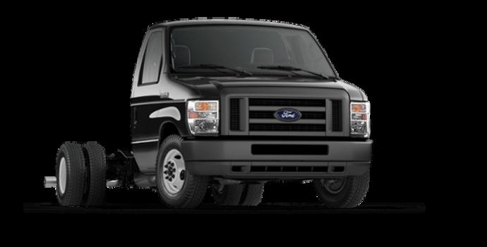 2018 Ford E-Series Cutaway 450 | Photo 6 | Shadow Black