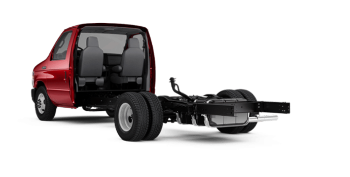 2018 Ford E-Series Cutaway 450 | Photo 5 | Race Red