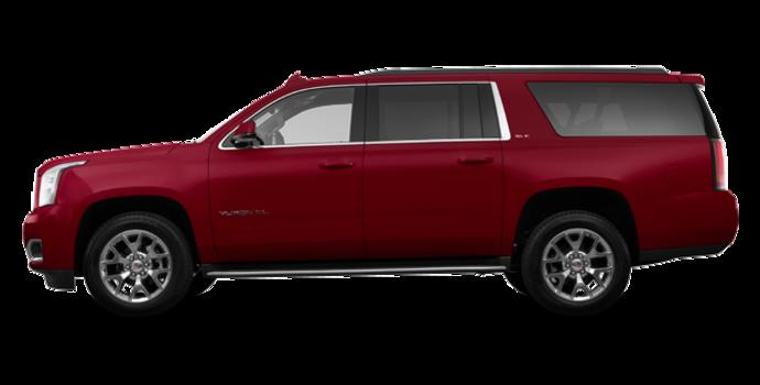 2018 GMC Yukon XL SLE | Photo 4 | Crimson Red Tintcoat