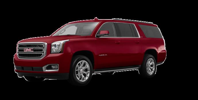 2018 GMC Yukon XL SLE | Photo 6 | Crimson Red Tintcoat