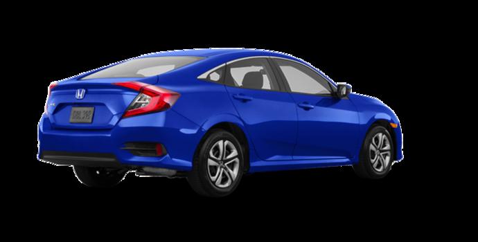 2018 Honda Civic Sedan LX | Photo 5 | Aegean Blue Metallic