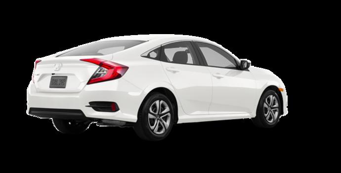 2018 Honda Civic Sedan LX | Photo 5 | Taffeta White