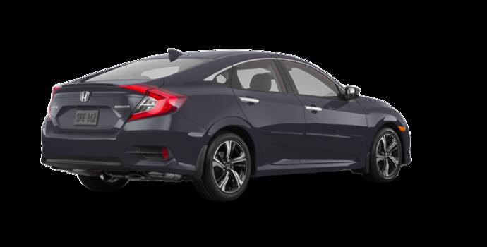 2018 Honda Civic Sedan TOURING   Photo 5   Modern Steel Metallic
