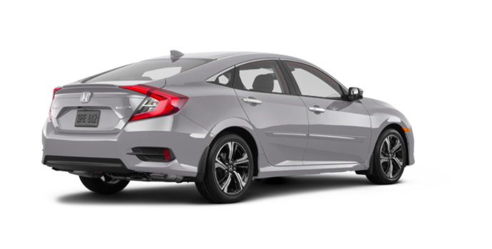 2018 Honda Civic Sedan TOURING   Photo 5   Lunar Silver Metallic