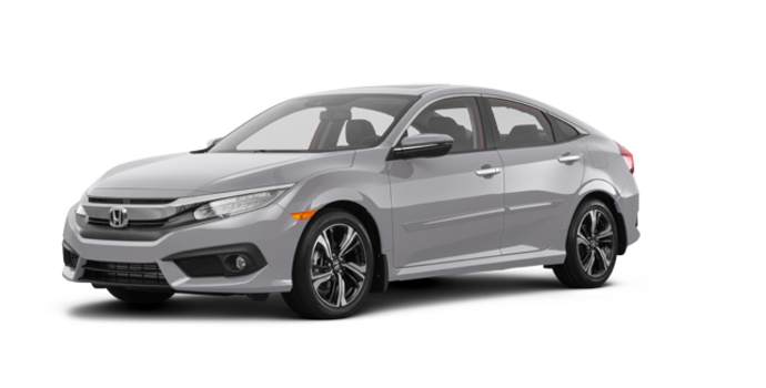 2018 Honda Civic Sedan TOURING   Photo 6   Lunar Silver Metallic