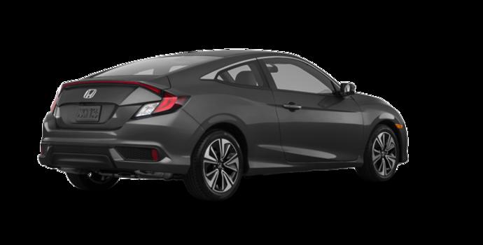2018 Honda Civic Coupe EX-T HONDA SENSING   Photo 5   Modern Steel Metallic