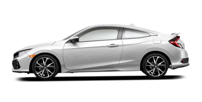 2018 Honda Civic Coupe SI | Photo 4 | White Orchid Pearl