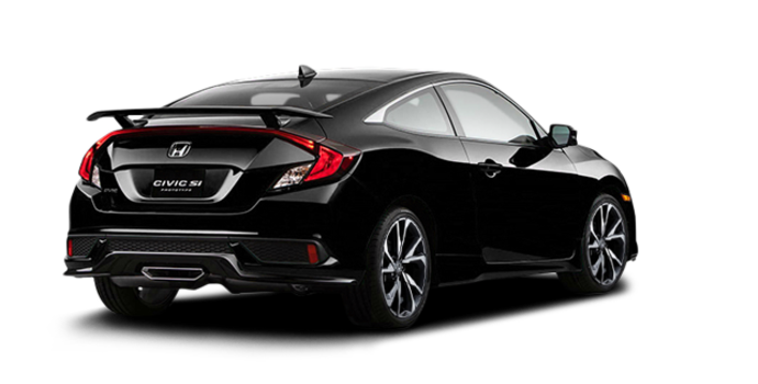 2018 Honda Civic Coupe SI | Photo 5 | Crystal Black Pearl