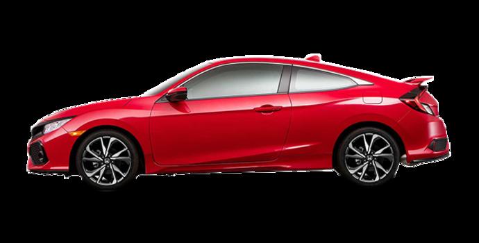 2018 Honda Civic Coupe SI | Photo 4 | Rallye Red