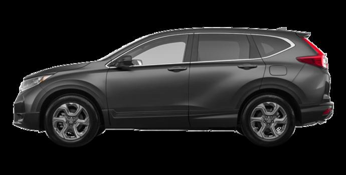 2018 Honda CR-V EX-L   Photo 4   Modern Steel Metallic