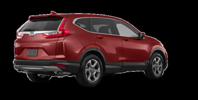 2018 Honda CR-V EX-L   Photo 5   Molten Lava Pearl