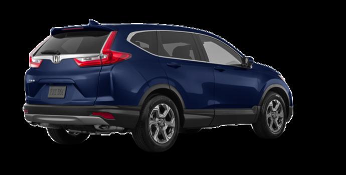 2018 Honda CR-V EX | Photo 5 | Obsidian Blue Pearl