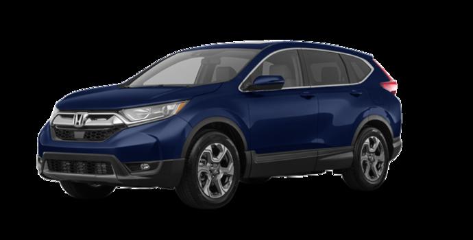 2018 Honda CR-V EX | Photo 6 | Obsidian Blue Pearl