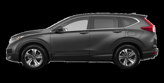 2018 Honda CR-V LX-2WD   Photo 4   Modern Steel Metallic