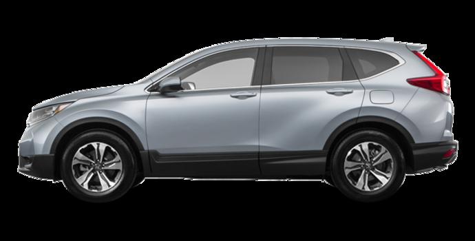 2018 Honda CR-V LX-2WD   Photo 4   Lunar Silver Metallic