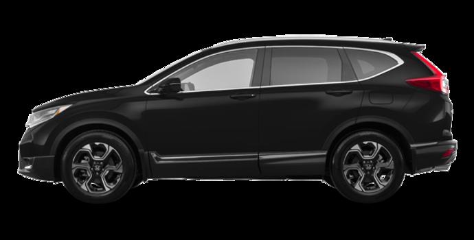 2018 Honda CR-V TOURING   Photo 4   Crystal Black Pearl