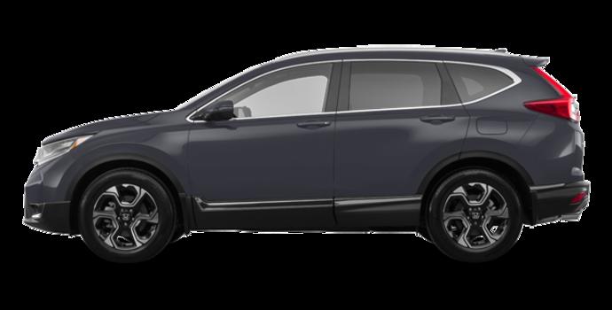 2018 Honda CR-V TOURING   Photo 4   Modern Steel Metallic