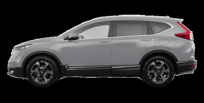 2018 Honda CR-V TOURING   Photo 4   Lunar Silver Metallic