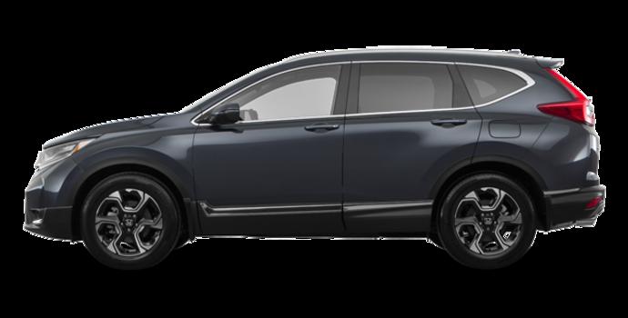 2018 Honda CR-V TOURING   Photo 4   Gunmetal Metallic