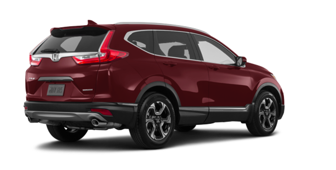 2018 Honda CR-V TOURING   Photo 5   Molten Lava Pearl