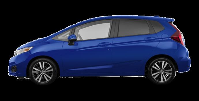 2018 Honda Fit EX-L NAVI | Photo 4 | Aegean Blue Metallic