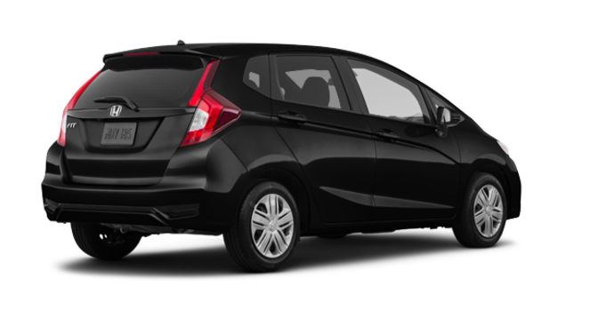 2018 Honda Fit LX-SENSING | Photo 5 | Crystal Black Pearl